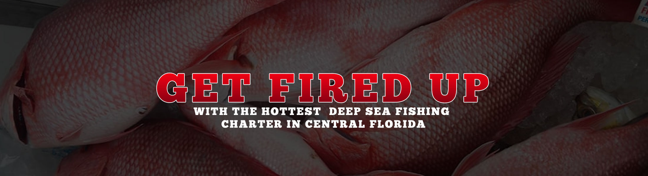 Get fired up with the hottest deep sea fishing charter in Cocoa Beach, Port Canaveral and across Central Florida!